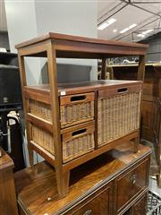 Sale 8876 - Lot 1079 - Modern Drawer Unit