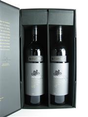 Sale 8335W - Lot 654 - 2x 2007 Taylors Jaraman Shiraz, Clare / McLaren Vale - 40th Anniversary (1969-2006) Gift Pack