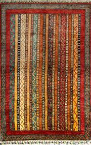 Sale 8338C - Lot 23 - Afghan Chobi 140cm x 90cm