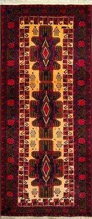Sale 8370C - Lot 63 - Persian Baluchi 190cm x 90cm