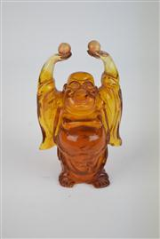 Sale 8381B - Lot 2 - Composition Happy Buddha