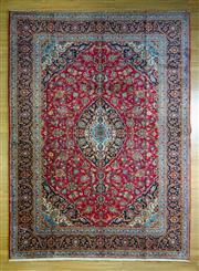 Sale 8693C - Lot 2 - Persian Kashan 410cm x 300cm