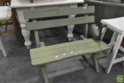 Sale 8284 - Lot 1061 - Outdoor Bench