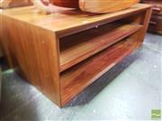 Sale 8440 - Lot 1051 - Hardwood Coffee table