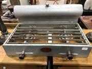 Sale 8826 - Lot 1061 - Vintage Ravia Portable Caravan Stove