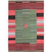 Sale 8870C - Lot 66 - Persian Mazandaran Flatweave Carpet in Handspun Wool, 357x249cm