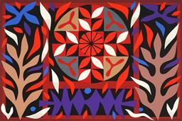 Sale 9141 - Lot 569 - John Coburn (1925 - 2006) Death & Transfiguration VII screenprint, ed. 68/99 48 x 72 cm (frame: 83 x 99 x 3 cm) signed lower right