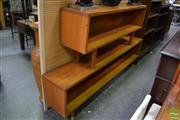 Sale 8489 - Lot 1058 - Retro Open Book Shelves