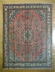 Sale 8693C - Lot 4 - Persian Hamadan 348cm x 266cm
