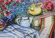 Sale 8738A - Lot 5004 - Jo Tracy - Still Life 41 x 58.5cm