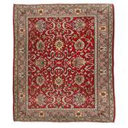 Sale 8870C - Lot 67 - Turkish Vintage Bessarabian Kilim Carpet, in Handspun Wool 303x259cm