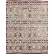 Sale 8913H - Lot 55 - India Scandi Revival Design Carpet, 245x300cm, Handspun Wool