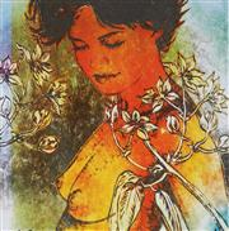 Sale 9032A - Lot 5052 - David Bromley (1960 - ) - Charlotte 34 x 34 cm (frame: 83 x 83 x 3 cm)