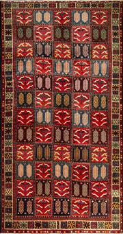 Sale 8370C - Lot 66 - Persian bakhtiari 285cm x 150cm
