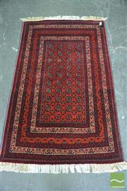 Sale 8402 - Lot 1077 - Afghan Bokhara (150 x 100cm)