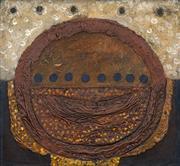 Sale 8467 - Lot 534 - Elwyn Lynn (1917 - 1997) - Mandala, 1968 61 x 66cm