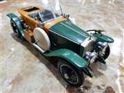 Sale 8817C - Lot 505 - Franklin Mint 1914 Rolls Royce Scale Replica in Original Box