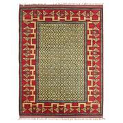 Sale 8870C - Lot 68 - Turkish Vintage Oushak Carpet in Handspun Wool, 300x228cm