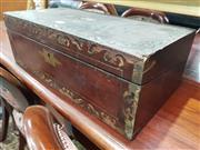 Sale 8863 - Lot 1040 - Part Victorian Writing Box