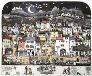 Sale 8693A - Lot 5064 - Graham Clarke (1943 - ) - Zat Alcors 50 x 59.5cm