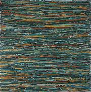 Sale 8847A - Lot 5071 - Alex Conrick - Kelp 2004 92.5 x 91.5cm