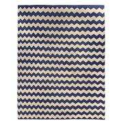 Sale 8870C - Lot 69 - Afghan Herringbone Flatweave Carpet in Handspun Ghazni Wool, 382x292cm