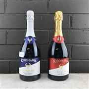 Sale 8911X - Lot 89 - 2x Koonara Wines Sparkling - 1x 2019 The Guardian Angel Single Vineyard Chardonnay, Mount Gambier; 1x 2015 The Golden Orb Shiraz...
