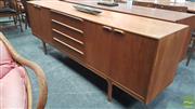 Sale 8409 - Lot 1033 - Superb McIntosh Sideboard