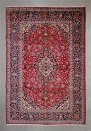 Sale 8493C - Lot 18 - Persian Kashan 307cm x 210cm