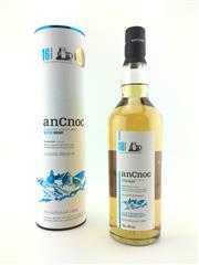 Sale 8571 - Lot 746 - 1x Knockdhu Distillery 16YO anCnoc Highland Single Malt Scotch Whisky - 46% ABV, 700ml in canister