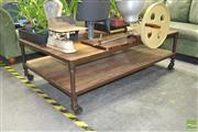 Sale 8284 - Lot 1075A - Industrial Style Coffee Table