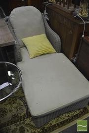 Sale 8347 - Lot 1037 - Cane Chaise