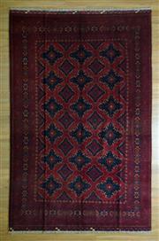 Sale 8693C - Lot 8 - Afghan Khal Mohamadi 310cm x 202cm