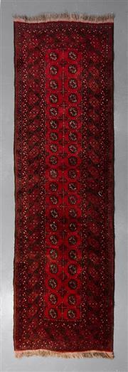 Sale 8493C - Lot 19 - Afghan Mori Gul 285cm x 83cm