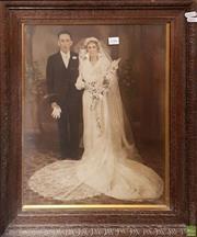 Sale 8604 - Lot 2086 - Vintage Framed Photograph