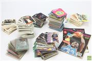 Sale 8618 - Lot 35 - Basketball Card Collection Together With Others Incl Cricket and Batman