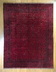 Sale 8717C - Lot 1 - Afghan Khal Mohamadi 300cm x 400cm
