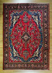 Sale 8643C - Lot 3 - Persian Husinabad 310cm x 215cm
