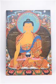 Sale 8681 - Lot 92 - Celestrial Gallery Book  Romio Shrestha By Deepak Chopra