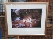 Sale 8699 - Lot 2092 - Framed and Numbered Print -