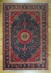Sale 8643C - Lot 4 - Persian Saruk 300cm x 205cm