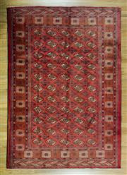 Sale 8643C - Lot 5 - Persian Turkman 290cm x 205cm
