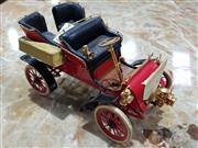 Sale 8817C - Lot 513 - Franklin Mint 1903 Ford Model-A Scale Replica in Original Box
