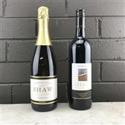 Sale 8911X - Lot 90 - 2x Shaw Vineyard Estate, Canberra - 1x 2018 Sparkling Cuvee, 1x 2016 Cabernet Shiraz