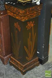 Sale 8347 - Lot 1001 - Pair of Painted Plinths