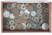 Sale 8410 - Lot 69 - Chinese & Japanese Money Coins