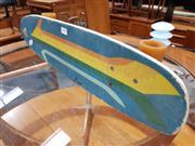 Sale 8705 - Lot 1095 - Vintage Skateboard