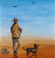 Sale 8972A - Lot 5005 - John Cobby (1957 - ) - A Good Mate 14.5 x 14.5 cm