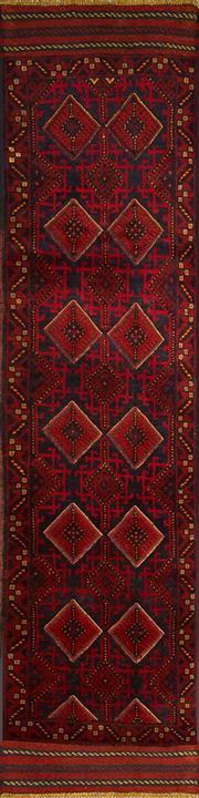Sale 8338C - Lot 33 - Persian Baluchi 260cm x 60cm