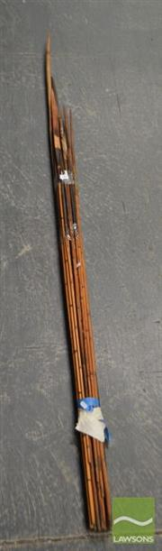 Sale 8506 - Lot 2030 - Collection of Assorted Oceanic Spears